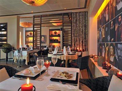 Restaurante Bistró Los Navegantes Meliá Buenavista