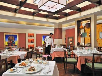 Restaurante Internacional Los Caribes Meliá Buenavista
