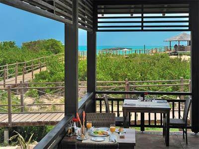 Restaurante Ranchón Playa Los Marinos Meliá Buenavista