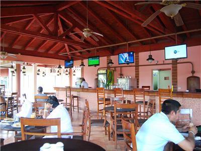 Bar Manacas Melia Las Dunas