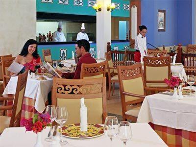 Restaurante Columbus Melia Las Dunas