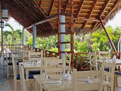 Restaurante Los Caribes Melia Las Dunas