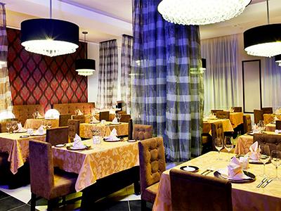 Restaurante Senses Royalton Cayo Santa María