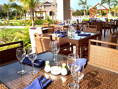 Restaurante Sunset Royalton Cayo Santa María