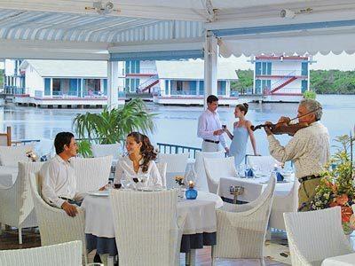 Restaurante Las Caletas Meliá Cayo Coco