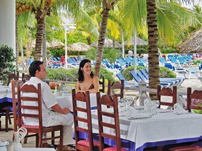 Restaurante del Sol Meliá Cayo Coco