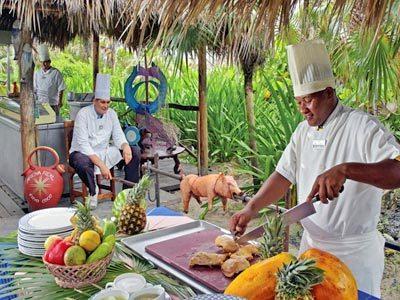 Restaurante Arena Real Meliá Cayo Coco