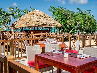 Restaurante Ranchón Aquas Meliá Jardines del Rey All Inclusive