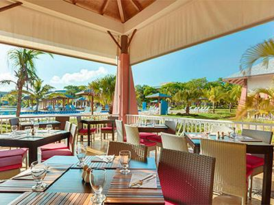 Restaurante Sunset Grill Meliá Jardines del Rey All Inclusive