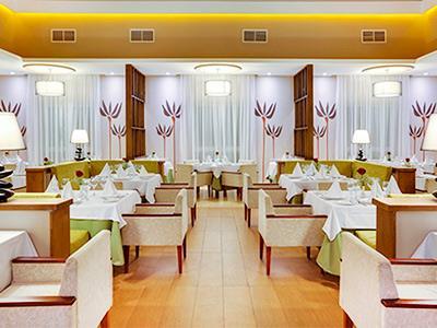 Restaurante Bistro Meliá Jardines del Rey All Inclusive