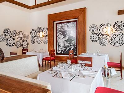 Restaurante Fuego Meliá Jardines del Rey All Inclusive