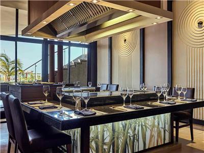 Restaurante Cobo Hotel Pullman Cayo Coco
