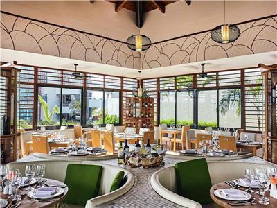 Restaurante Tocororo Hotel Pullman Cayo Coco
