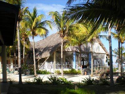 Restaurante El Viejo y El Mar Meliá Cayo Guillermo