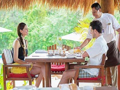 Restaurante La Palapa Desayuno