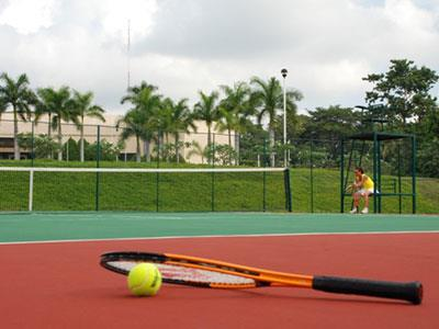 Cancha de Tenis - Segundo Ángulo
