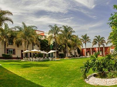 Hotel posada mar a sof a informaci n del hotel mayo 2018 for Jardin 3 marias puebla
