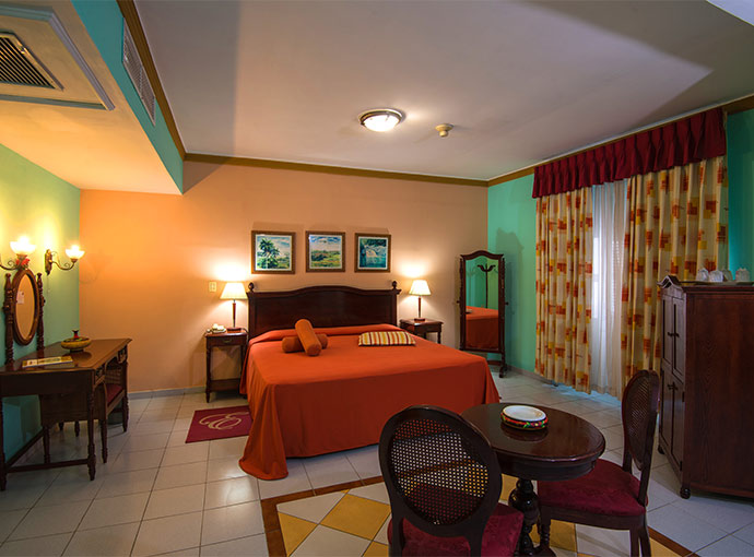 Cuba-Union-Melia-Junior-Suite Hotel La Unión by Melia