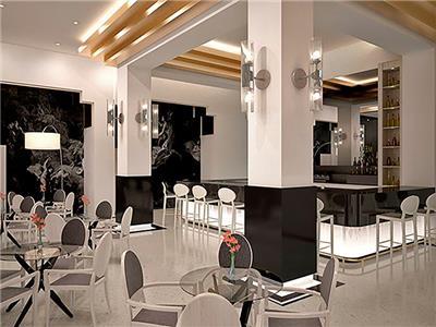 Lobby Bar Rincón Azul Meliá San Carlos