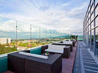 Heavenly Spa - Terraza