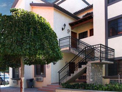 Habitaciones - Exterior