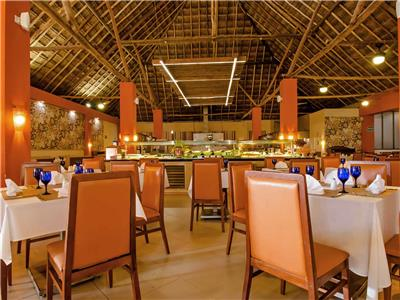 Topaz Restaurant Allegro Cozumel All Inclusive