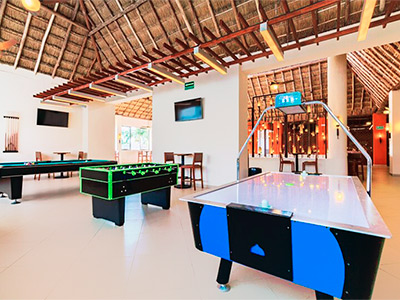 allegro-cozumel-game-room Allegro Cozumel All Inclusive