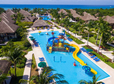 fachada Allegro Cozumel All Inclusive