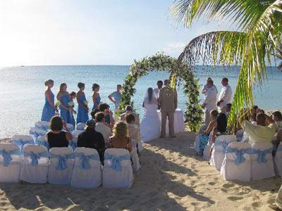 Beach Club - Wedding