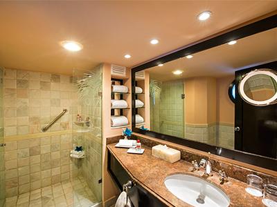 Habitaciones - Baño