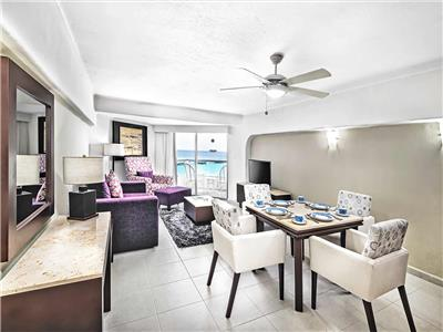 One Bedroom Suite Ocean View AI Elite