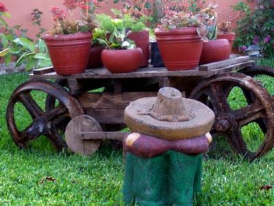Garden - Details