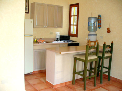 Junior Suite - Kitchen