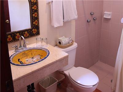 Double Studio - Bathroom
