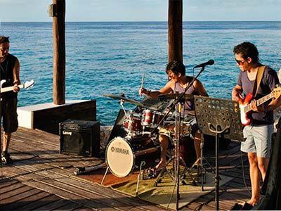 Lounge Punta Beleza - Música en Vivo