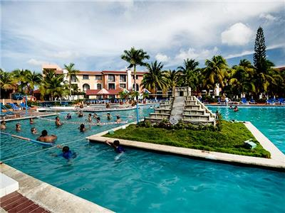 Hotel Cozumel and Resort  , Habitaciones