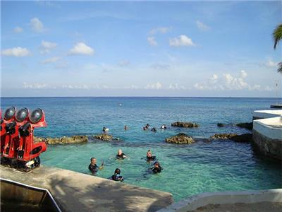 Hotel Cozumel and Resort  , Alberca