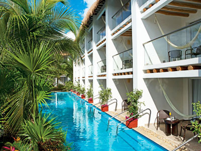 Cozumel Secrets Aura Swim Up Suites - Garden