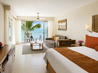 Preferred Club Junior Suite King Vista al Mar