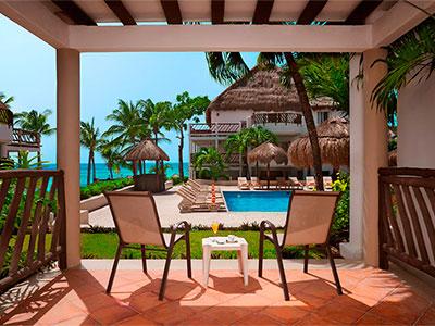 Suite Tropical Terrace View