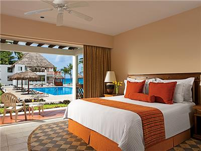 Junior Suite Tropical View +  Suite familiar