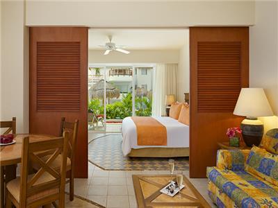 Junior Suite Vista Tropical