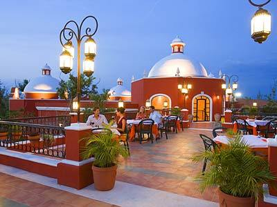 Restaurante La Piazza Occidental Cozumel