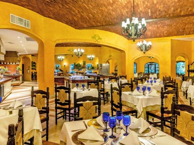 Restaurante La Posada Occidental Cozumel