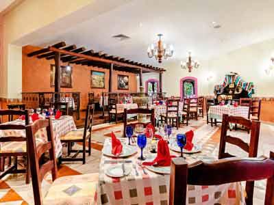 Sonora Restaurant Occidental Cozumel