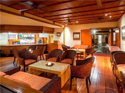 Sumiya Restaurant - Bar area