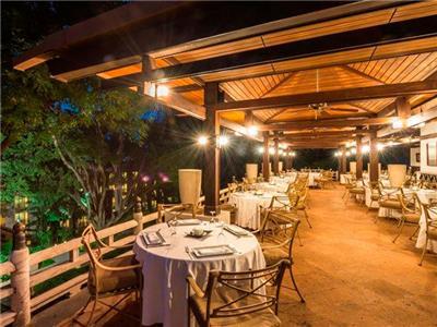 Sumiya Restaurant - Terrace