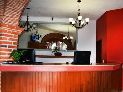 Taberna de Cortés - Recepción