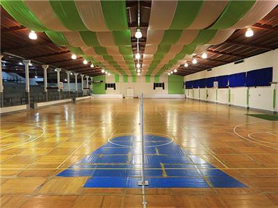 Cancha de basket ball
