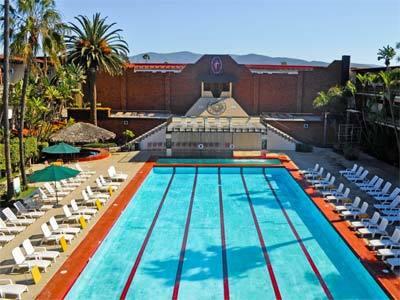 Pool San Nicolas Hotel And Ensenada Baja California